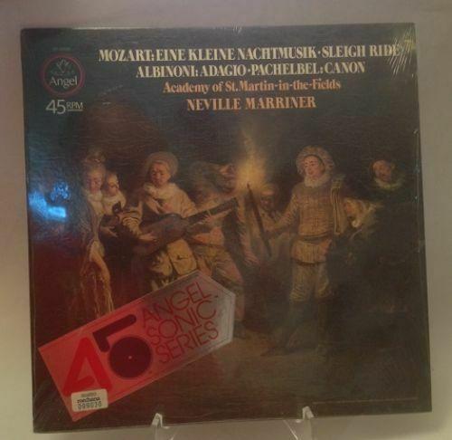 Eine kleine Nachtmusik Neville Marriner Mozart, Wolfgang Amadeus: 0
