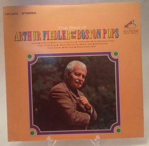 The best of Arthur Fiedler and the Boston Pops 0