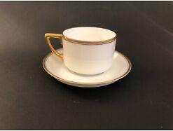 Rosenthal Kaffeetasse oder Teetasse Selb Bavaria Isolde handbemalt 0