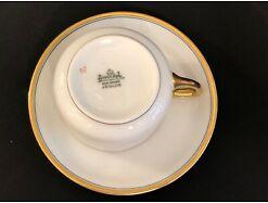 Rosenthal Kaffeetasse oder Teetasse Selb Bavaria Isolde handbemalt 1