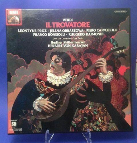 Verdi Il Trovatore Karajan 0