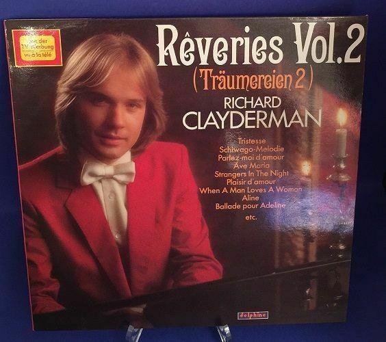 Träumereien 2 Reveries Vol. 2 Clayderman, Richard: 0