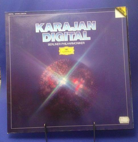 Karajan Digital Berliner Philharmoniker Karajan, Herbert von: 0