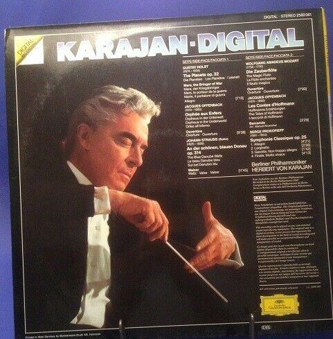 Karajan Digital Berliner Philharmoniker Karajan, Herbert von: 1