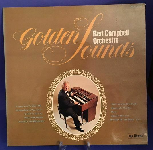 Golden Sounds Bert Campbell Orchestra 0