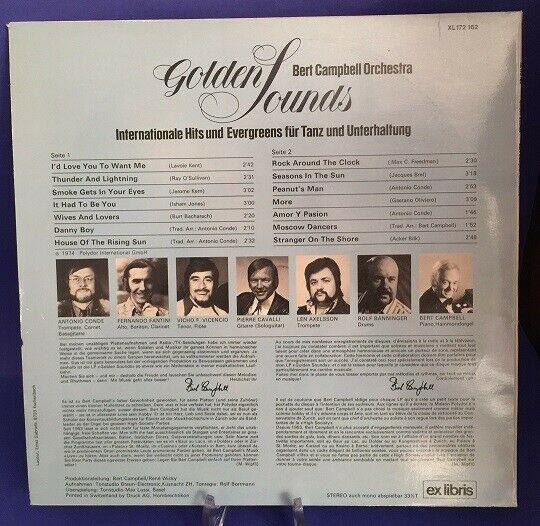 Golden Sounds Bert Campbell Orchestra 1
