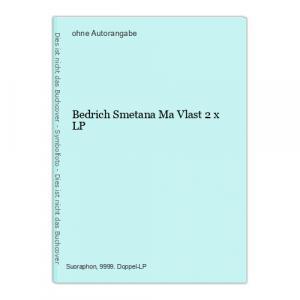 Bedrich Smetana Ma Vlast 2 x  LP