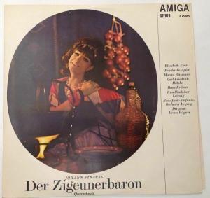 Der Zigeunerbaron Strauß, Johann: