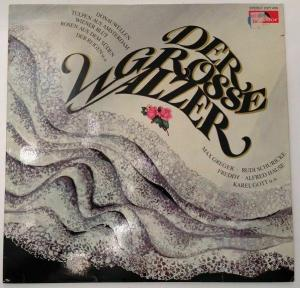 LP Der grosse Walzer Tanzmusik