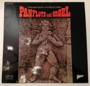 Panflöte und Orgel Zamfir, Gheotghe und Marcel Cellier: