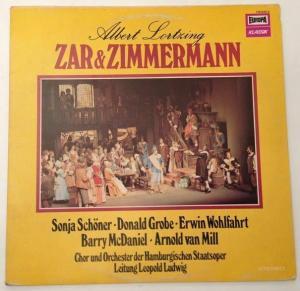 Zar und Zimmermann Lortzing, Albert: