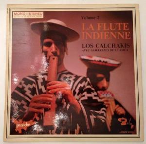 La Fluete Indienne Vol. 2  Los Calchakis