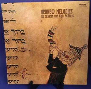 Hebrew Melodies for Sabbath and High Holidays