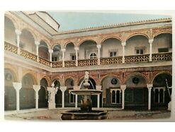 Sevilla Patio de la casa de Pilatos Spanien Espana  31369