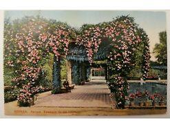 Sevilla Parque Estanque de los Lirios Espana 31367