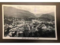 Bad Ischl von Hotel Bauer um 1927 30766