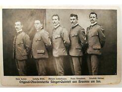 Original-Oba-Innviertla Sänger-Quintett aus Braunau am Inn, 26154