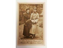 Prinz Joachim von Preussen und Prinzessin Marie Auguste von Anhalt 1916, 30161