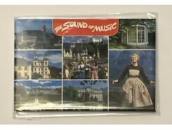 Sound Of Music Magnet Kühlschrank Salzburg