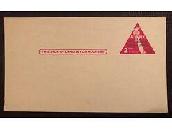 Ganzsache U. S. Postage 2 Cents 1956  International Philatelic Exhibition 25354