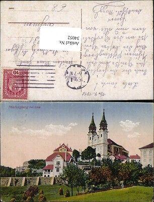Linz Pöstlingberg Kirche