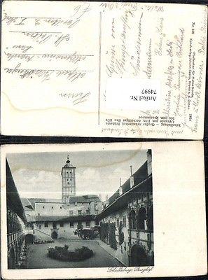 Schallaburg Burghof bei Melk a.d. Donau