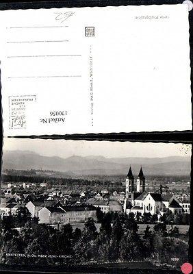 Amstetten Herz Jesu Kirche Foto Ak 0