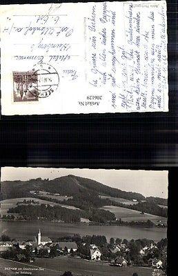 Seeham Teilansicht am Obertrumer-See b. Salzburg 0