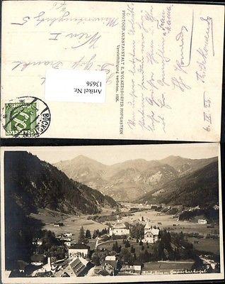 Böckstein mit Gamskarkogel bei Bad Gastein Badgastein