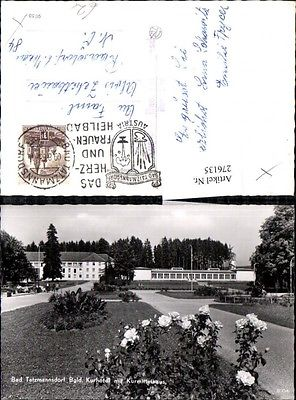 Bad Tatzmannsdorf Kurhotel m. Kurmittelhaus