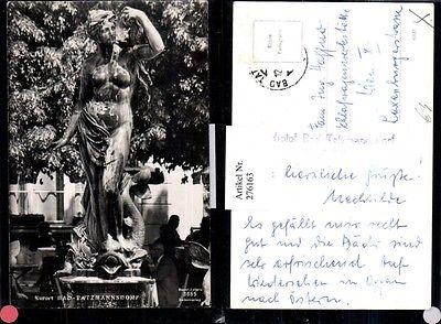 Bad Tatzmannsdorf Brunnen Statue