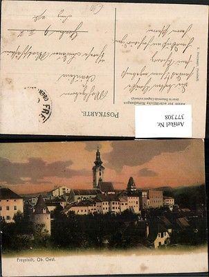 Freystadt Freistadt Teilansicht