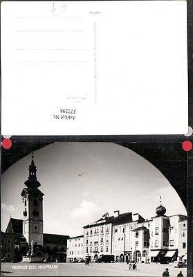 Freistadt Hauptplatz Rathaus Kirche