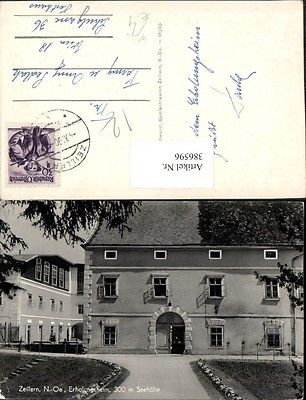 Zeillern b. Amstetten Erholungsheim Gebäude 0