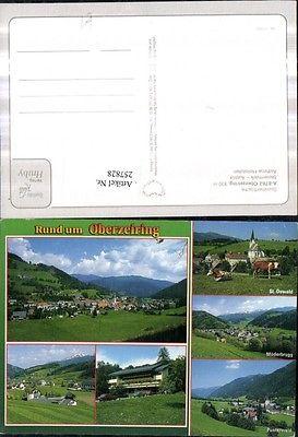 Oberzeiring Totale Kurhaus St. Oswald Kirche Möderbrugg Pusterwald Mehrbi