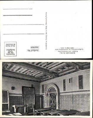 Berndorf Volks- und Hauptschule Lehrzimmer im romanischen Stil