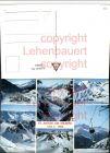 St. Anton am Arlberg Totale Seilbahn Winterbilder Mehrbildkarte