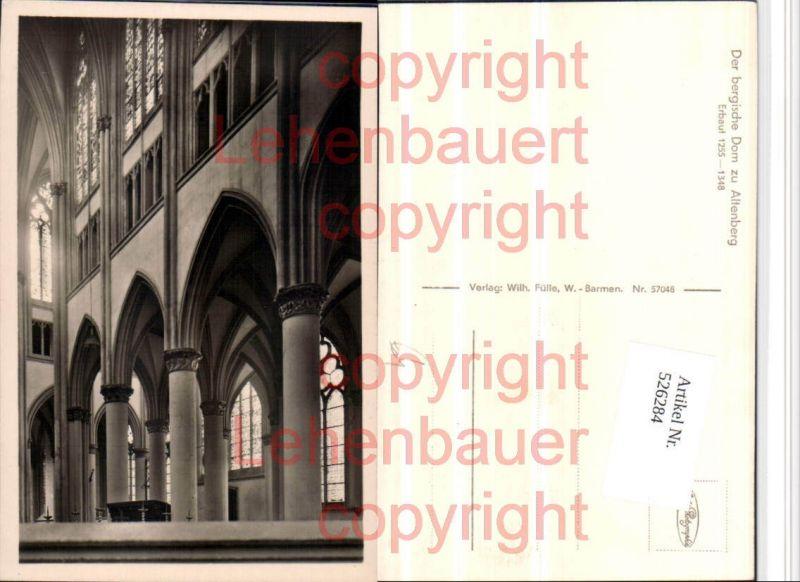 Dom in Altenberg Odenthal Bergischer Dom