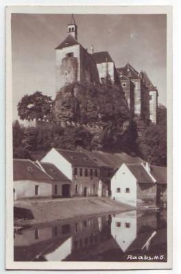 33052;Raabs a.d. Thaya Partie am Schloss
