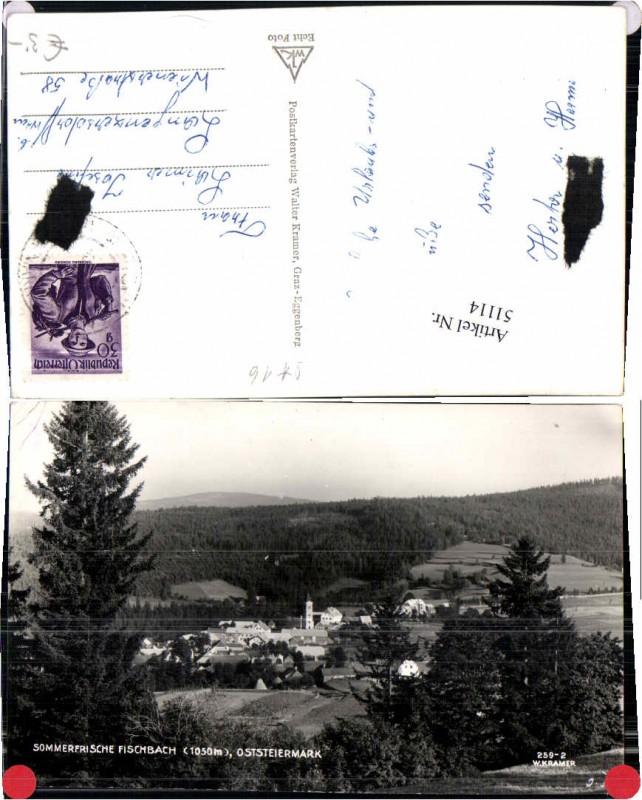 51114;Sommerfrische Fischbach