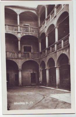 33238;Allentsteig Partie im Schloss