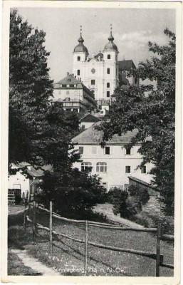 21098;Partie aus Sonntagberg b. Kematen Rosenau