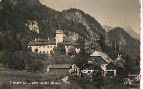 22023;Stainach Partie beim Schloss