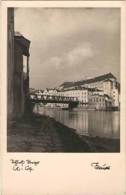 20595;Schloss Steyr Partie a.d.Enns