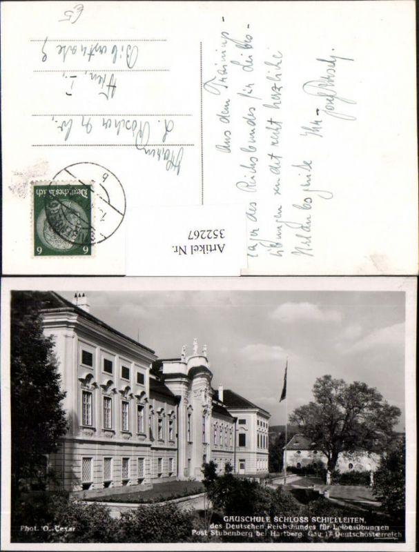 Gauschule Schloss Schielleiten b. Stubenberg Gebäude 0