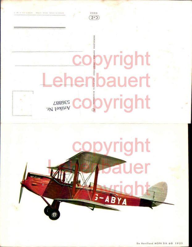 Aviaktik Flugzeug De Haviland MOPH