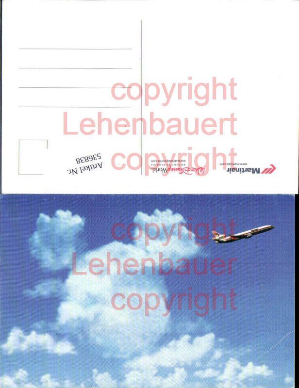 Aviaktik Flugzeug Martinair