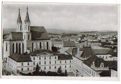 2204;Kremsier Kromeriz -Böhmen Mähren*1931