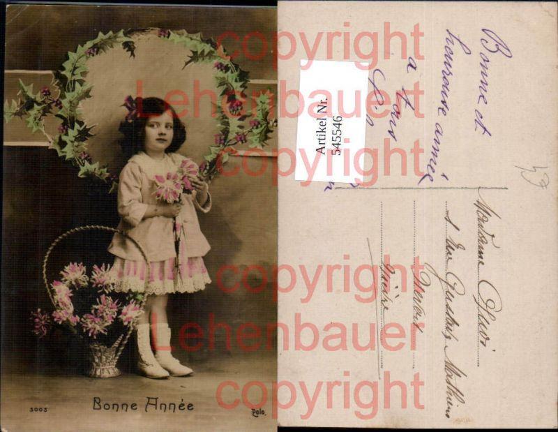 Fotomontage Kinder Blumen Kind kleines Mädchen