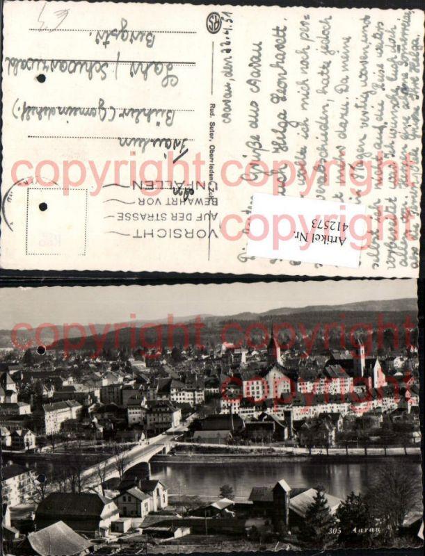 Aarau Totale Brücke Kt Aargau 0